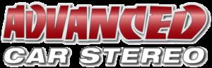 Advanced Car Stereo Footer Logo