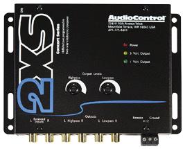 AUDIO CONTROL 6XS