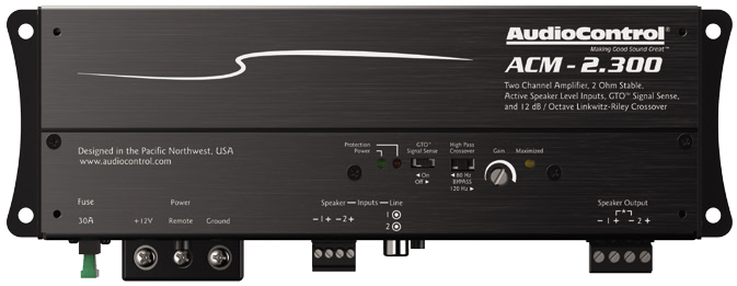 AUDIO CONTROL ACM-2.300