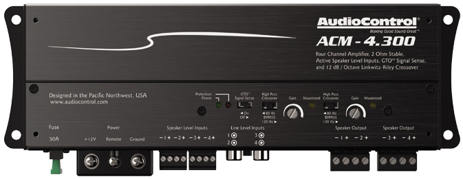 AUDIO CONTROL ACM-4.300