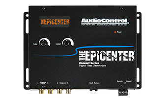 AUDIO CONTROL THE EPICENTER