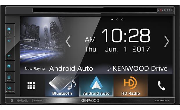 KENWOOD EXCELON DDX6904S