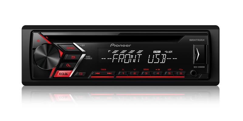 PIONEER DEH-S1000UB