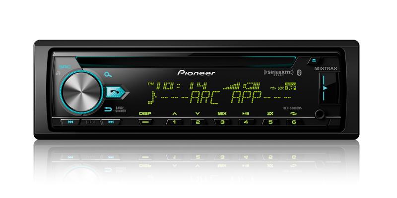 PIONEER DEH-S6000BS