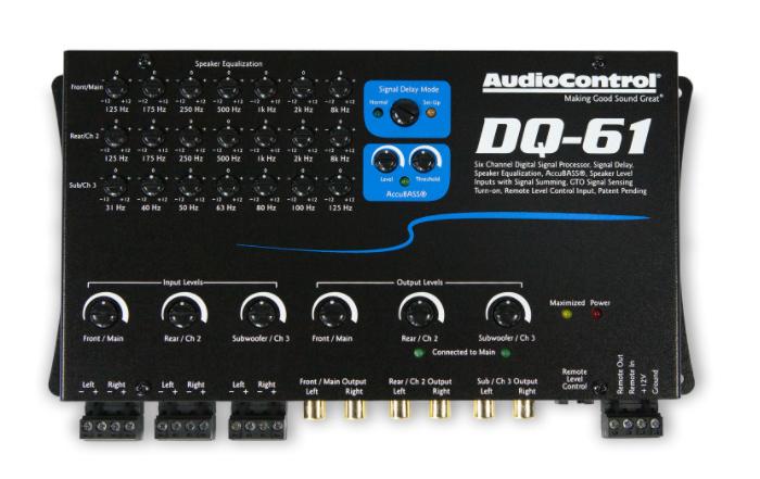 AUDIO CONTROL DQ-61