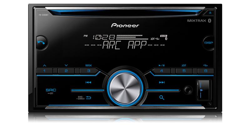 PIONEER FH-S500BT