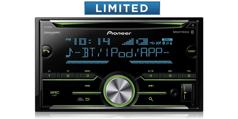 PIONEER FH-S701BS