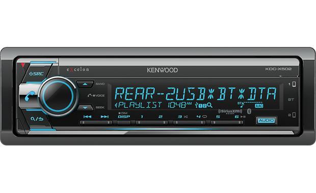 KENWOOD EXCELON KDC-X502