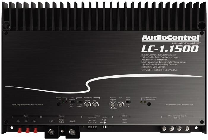 AUDIO CONTROL LC-1.1500