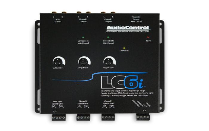 AUDIO CONTROL LC6i