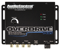 AUDIO CONTROL OVERDRIVE PLUS