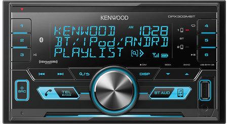 KENWOOD DPX303MBT