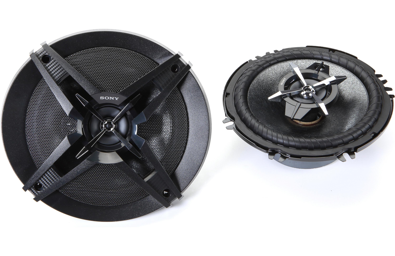 """SONY XS-XB160 6.5"""" High Power 3-way Speakers"""