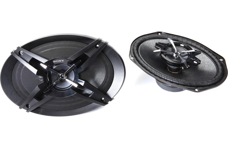 SONY XS-XB690 High Power 3-Way Speakrs